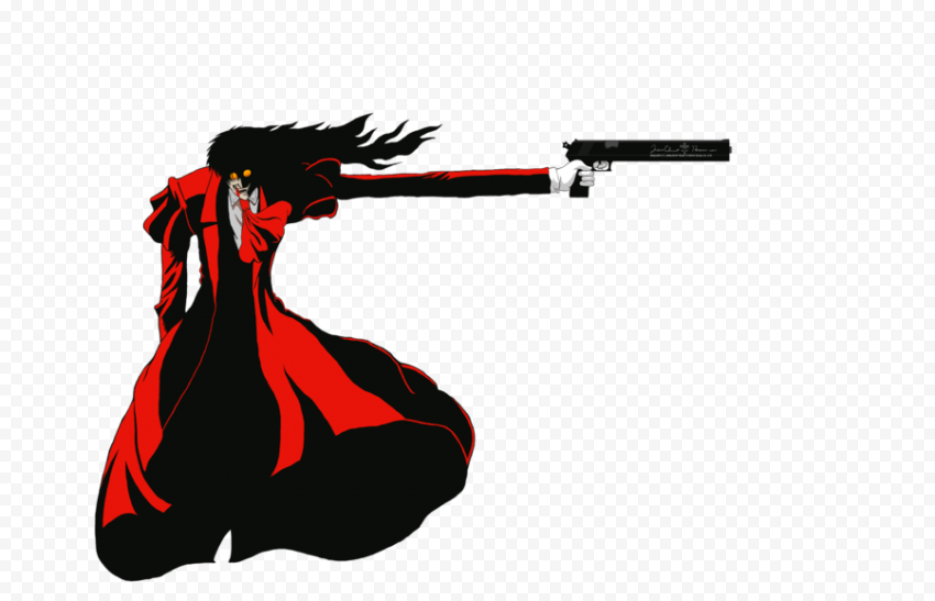 Download Free PNG Anime   Hellsing Image