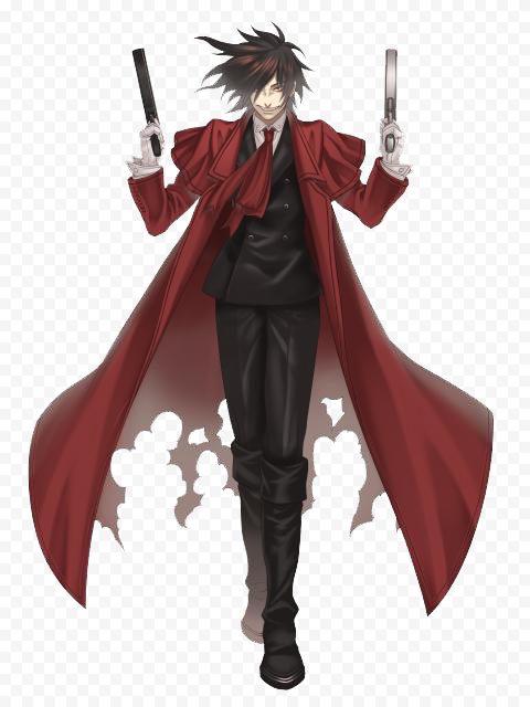 Download Free PNG Anime   Hellsing Clipart