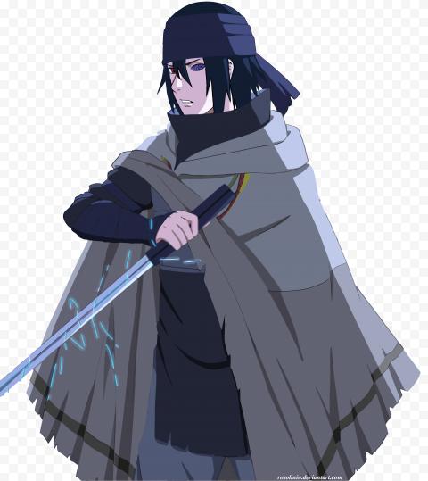 Download Free PNG Anime   Uchiha Sasuke Photo