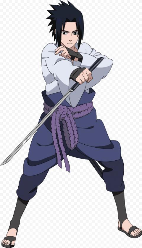 Download Free PNG Anime   Uchiha Sasuke Photos
