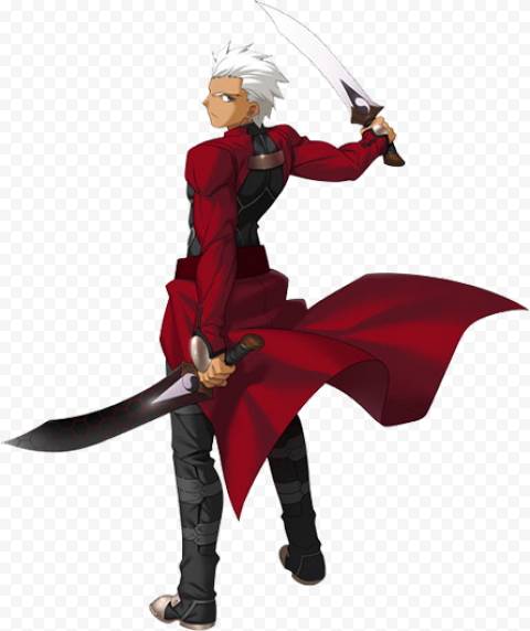 Download Free PNG Anime   Fate Stay File