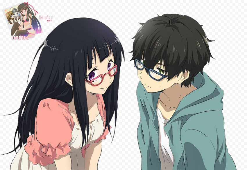 Download Free PNG Anime   Hyouka Transparent Image