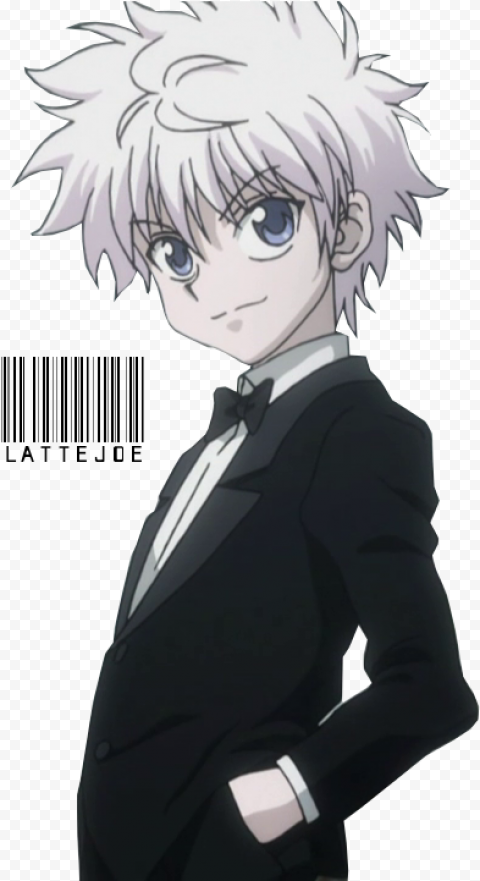 Hunter X Hunter Killua Zoldyck PNG HD