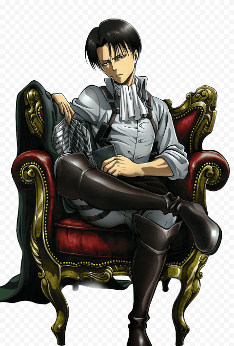 Attack On Titan Eren Yeager PNG HD