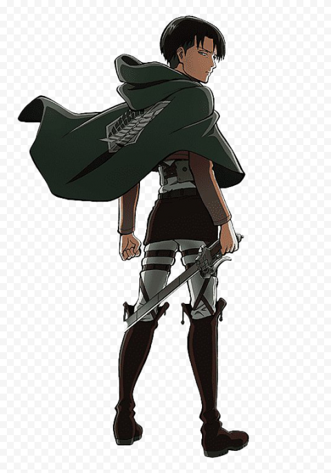 Attack On Titan Eren Yeager PNG Pic