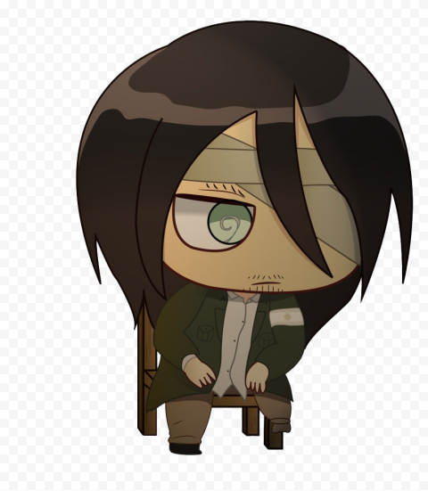 Attack On Titan Eren Yeager PNG Image ANIME