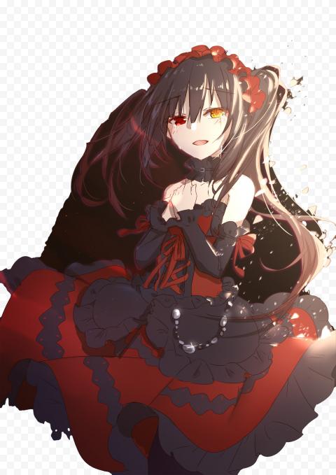 Kurumi Tokisaki PNG Background Image free download