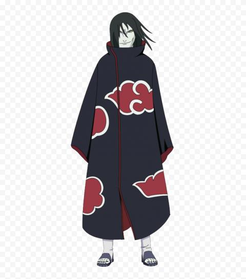 Naruto Akatsuki PNG HD free download
