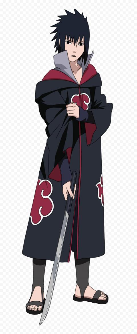 Naruto Akatsuki PNG Transparent Picture free downlaod