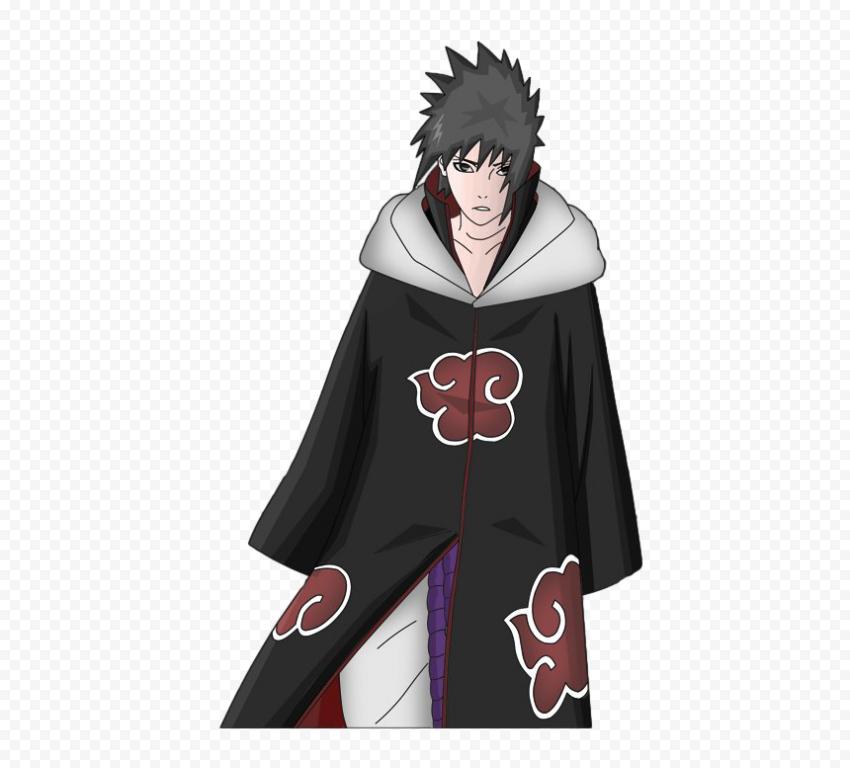 Naruto Akatsuki Transparent Background Free download anime png