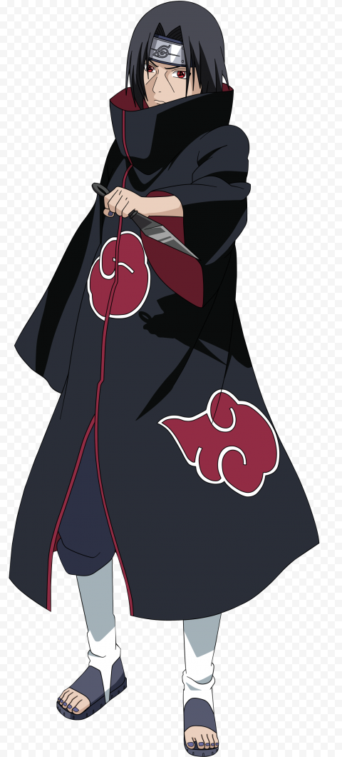 Itachi Uchiha PNG Picture Free anime png