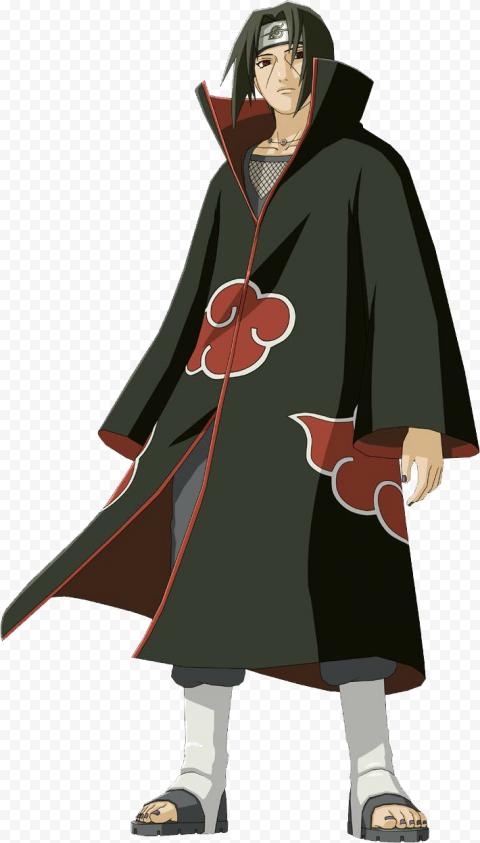 Itachi Uchiha PNG Pic Free anime png