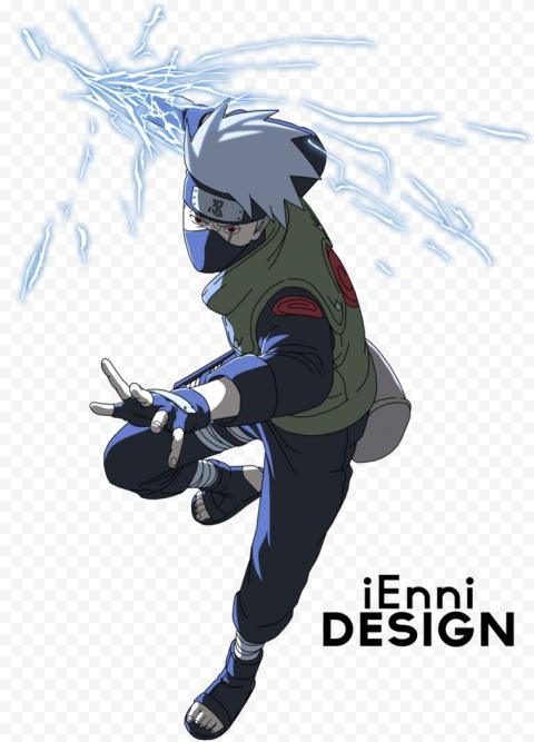 Kakashi Transparent PNG anime png stickers,