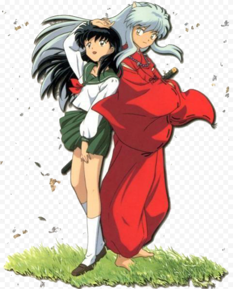 Inuyasha PNG HD free download png image anime