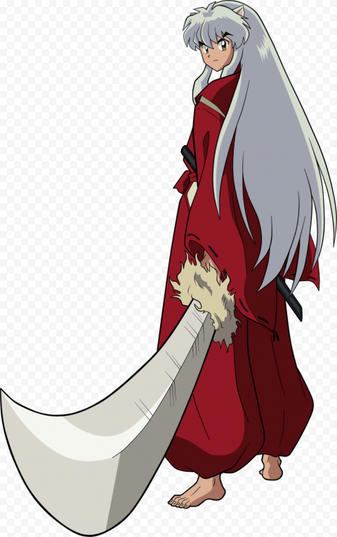 Inuyasha PNG Transparent Image free download png image anime