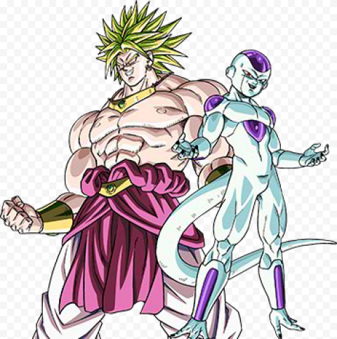 Dragon Ball Broly PNG Transparent Image free png image anime for download