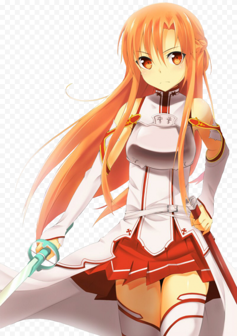 Asuna PNG Clipart free png image anime for download