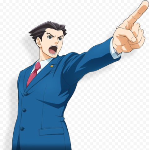 Download Free PNG image   Ace Attorney Png Picture