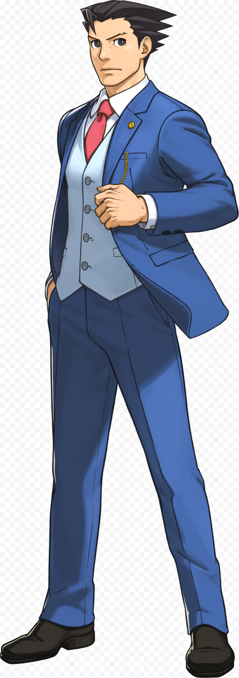 ace attorney transparent free download