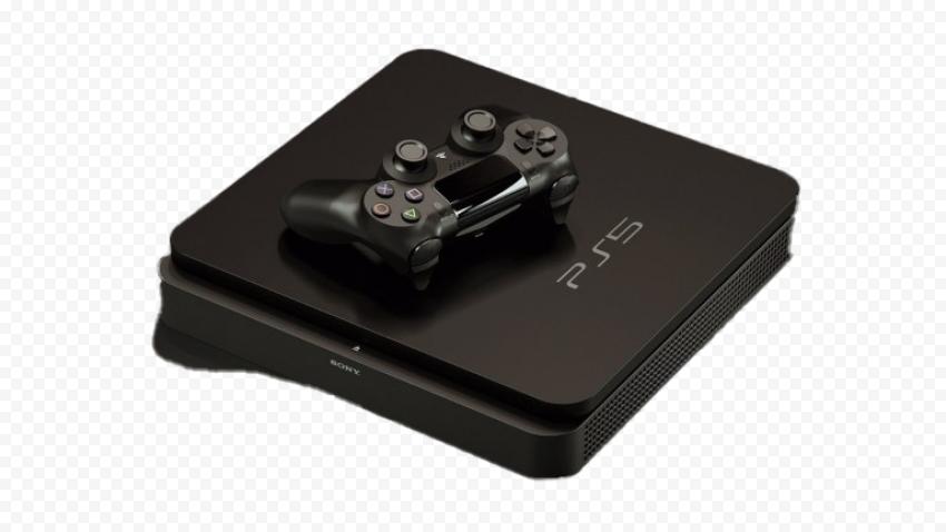 PlayStation 5 PNG Download Image