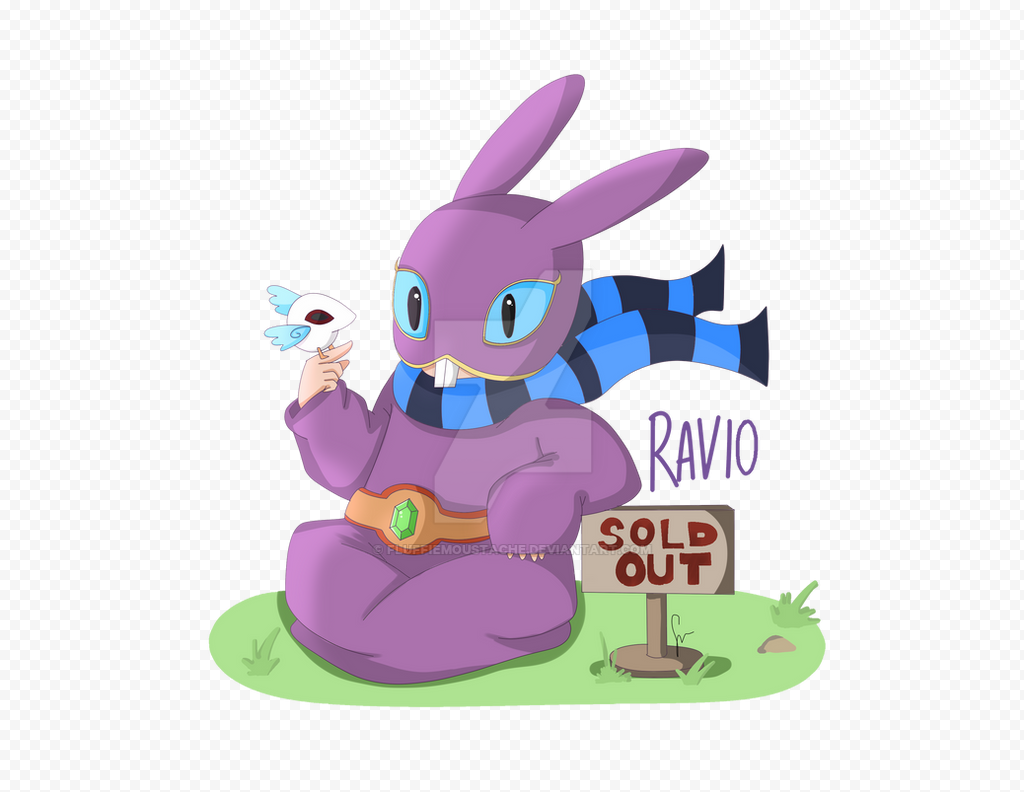 Ravio PNG Picture
