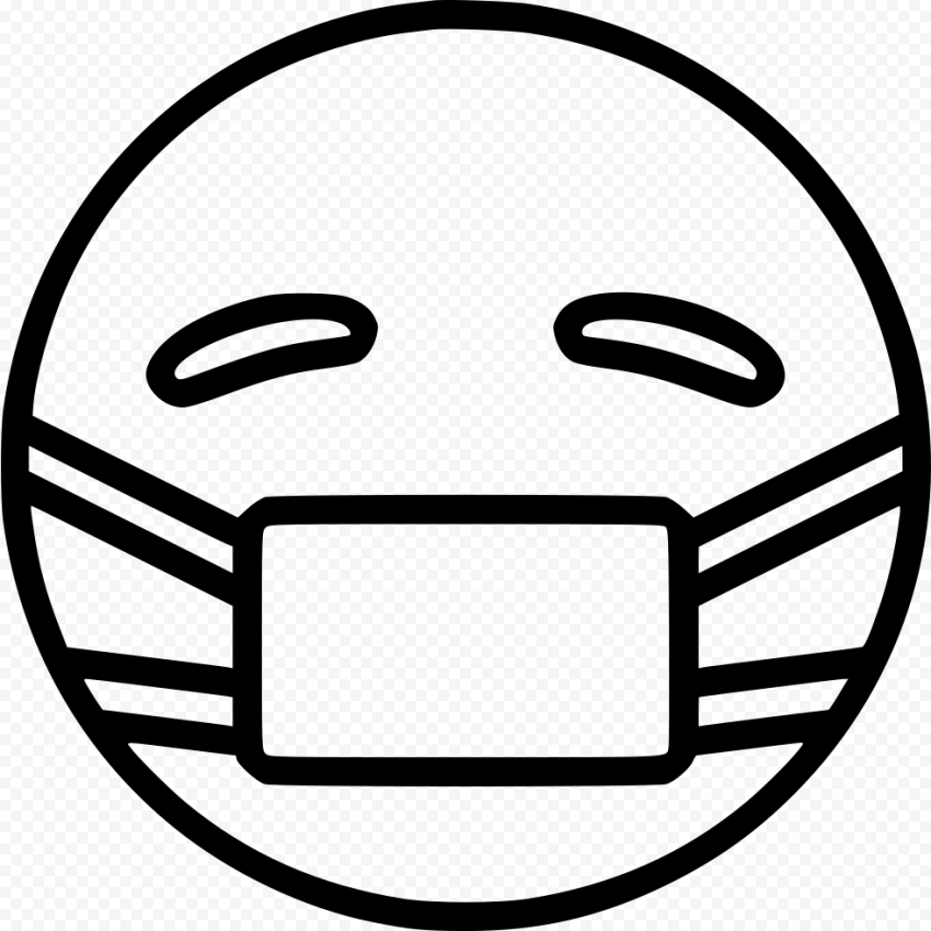 Medical Mask PNG Pic  Free download