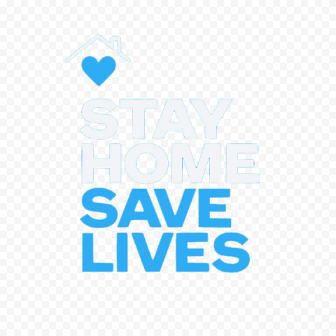 Coronavirus Stay Home PNG Transparent Image  Free download png image