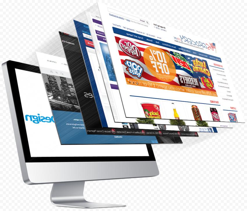 Web Design PNG Background Image Free download