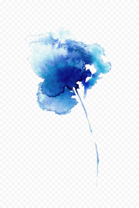 Abstract Watercolor Transparent Background Free download