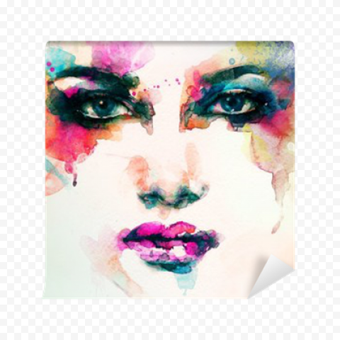 Abstract Woman PNG Transparent Picture Free download