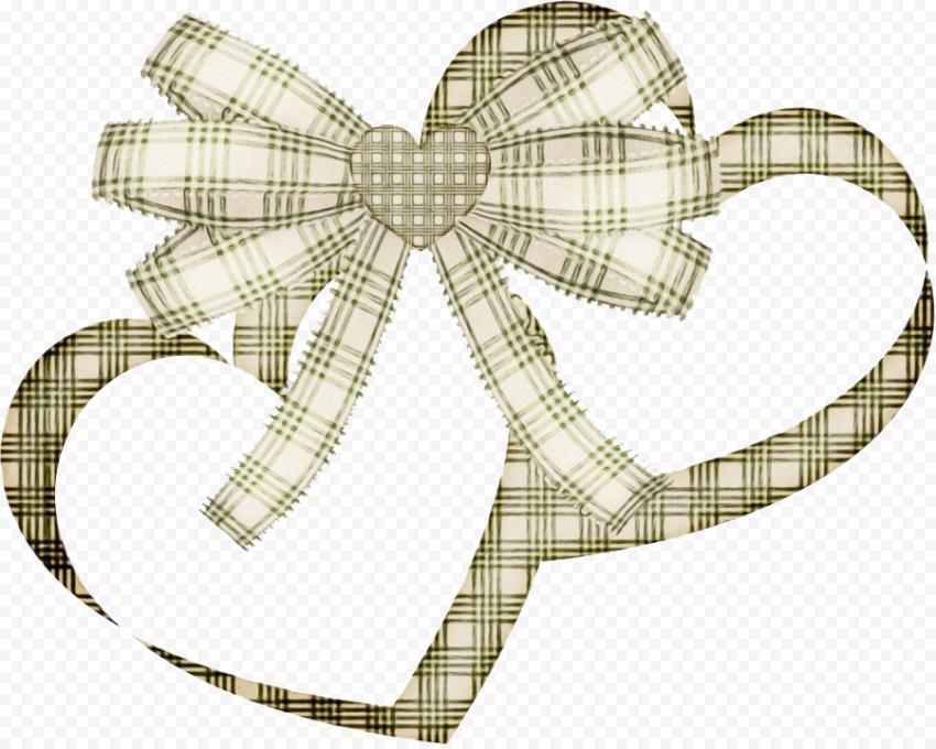Plaid Ribbon PNG Pic Free download