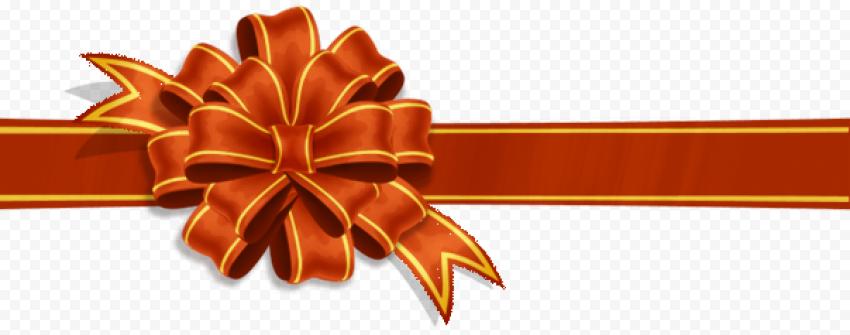 Gift Ribbon PNG Free Download