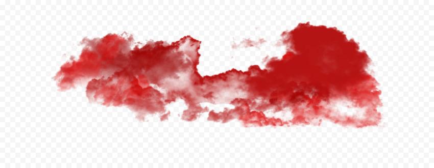 Red Smoke PNG Image Free download