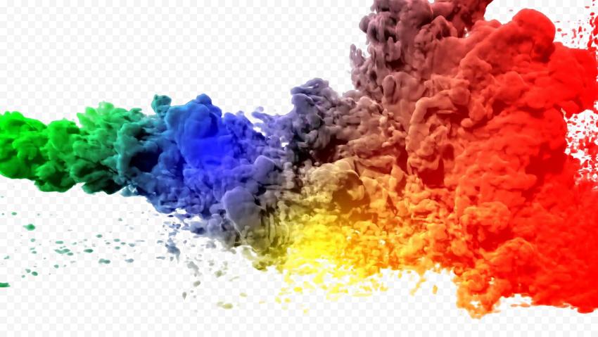 Colorful Smoke PNG Image Free download