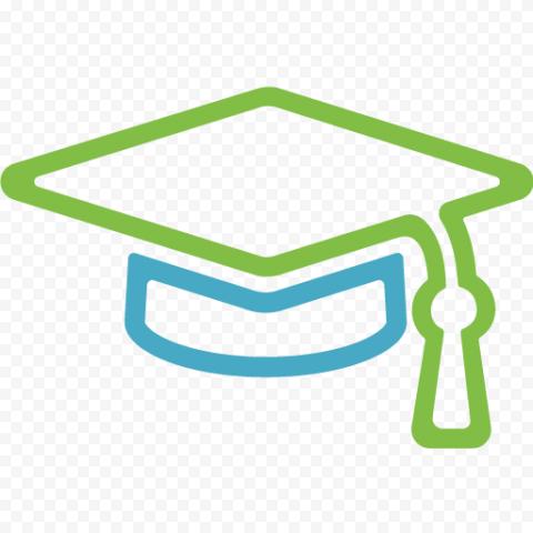 Academy Hat PNG Clipart graduation hat clipart