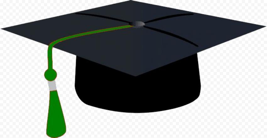 Academy Hat PNG Transparent Image   graduation hat ideas