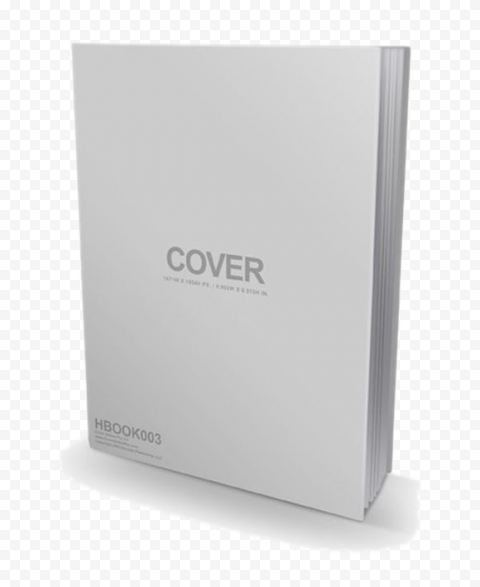 Book Cover PNG Photos