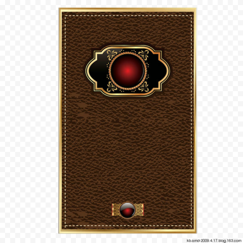 Book Cover PNG Transparent Image