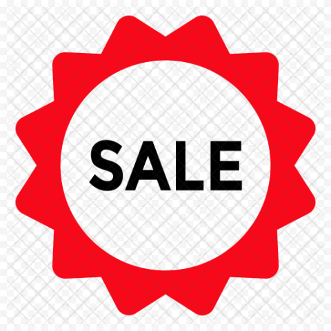Sale Badge PNG Photo