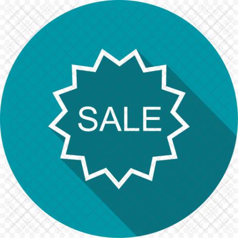 Sale Badge PNG HD