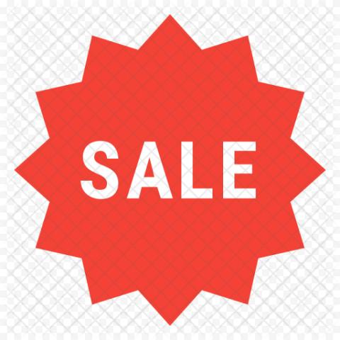 Sale Badge PNG Transparent