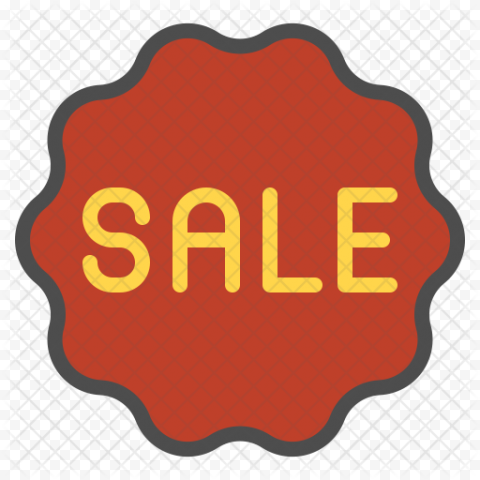 Sale Badge PNG Transparent Picture