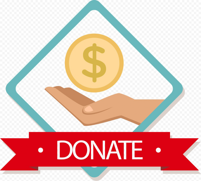 Donate PNG Pic