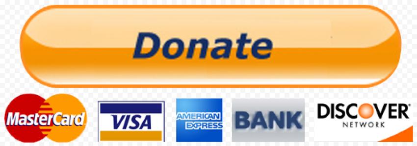 PayPal Donate Button PNG Transparent Image
