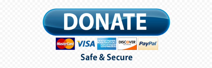 PayPal Donate Button Transparent PNG