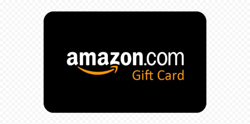 Amazon Gift Card PNG File
