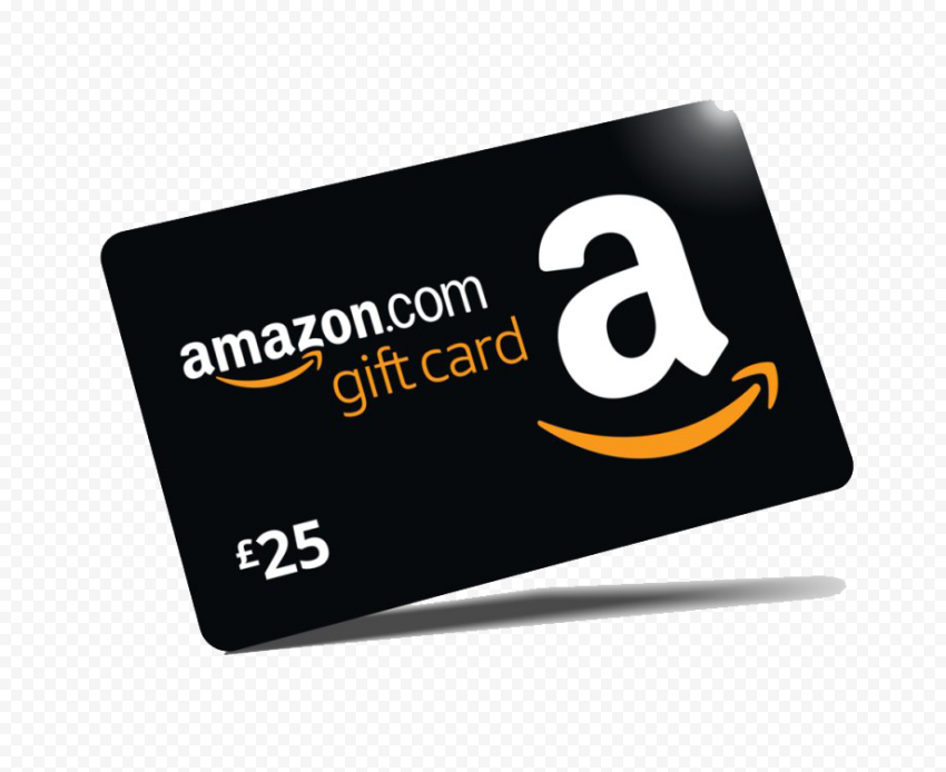 Amazon Gift Card PNG Clipart
