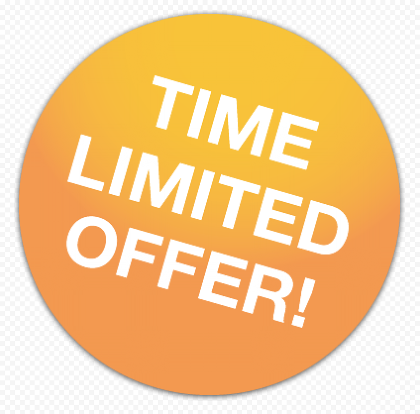 Limited offer PNG HD