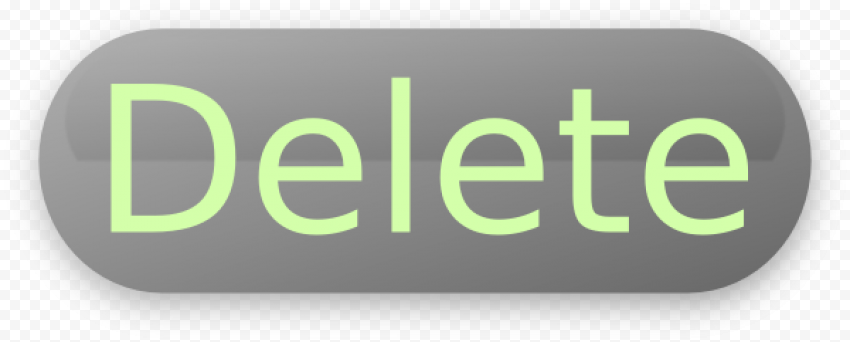 Delete Button PNG Clipart FREE DOWNLOAD