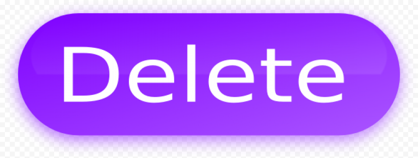 Delete Button PNG Pic FREE DOWNLOAD
